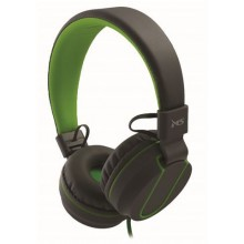 Headphones MS Industrial Fever 2 Green
