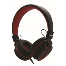 Headphones MS Industrial Fever 2 Red