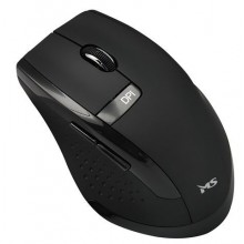 Wireless Mouse MS Industrial King Black