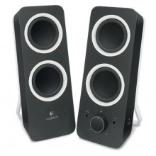 Speakers PC Logitech Z200 Midnight Black