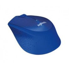 Wireless Mouse Logitech M330 Silent Blue