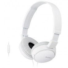 Headphones PC Sony MDR-ZX110APW White