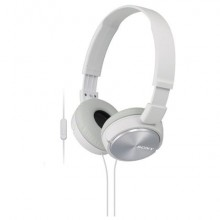 Headphones PC Sony MDR-ZX310APW White
