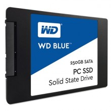 SSD 250GB Western Digital Blue WDS250G1B0A