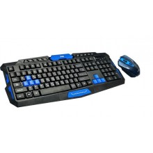 Wireless Keyboard MS Industrial Acrobat 2 Black