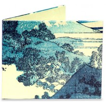 Mighty wallet Dynomighty Hokusai
