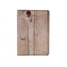 Wood Mighty Passport Cover Dynomighty