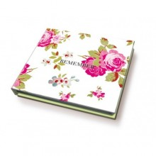 Memolino notepad Remember Rosamunde