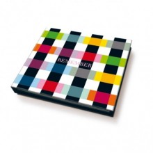 Memolino notepad Remember Colour Caro