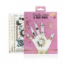 Metallic Tattoos NPW Rings