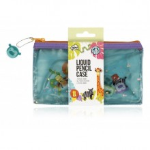 Jungle Pals Liquid Pencil NPW Case