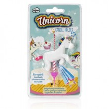 Unicorn Candle NPW Holder