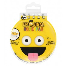 Get Emojinal Customisable NPW Notebook