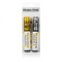 Window Chalk NPW Duo