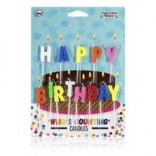 Happy Birthday NPW Candles