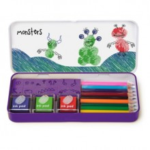 Fingerprinting Art Set NPW Monsters
