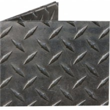 Wallet Dynomighty - Diamond Plate
