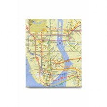 Case for tablet Dynomighty Subway Map