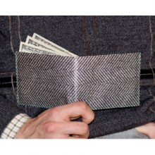 Wallet Dynomighty - Tweed Billfold