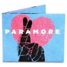 Wallet - Dynomighty Paramore Cross Them Tight