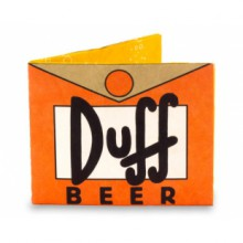 Wallet Dynomighty - Simpsons Duff