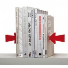 Arrow Bookend - Monkey Business