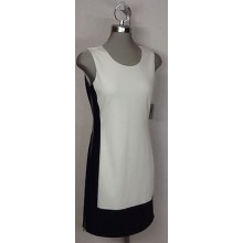Dress NWT Knit Sheath Zippers