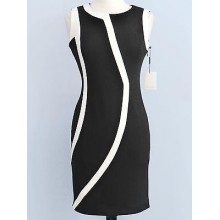 Dress NWT Black & Ivory