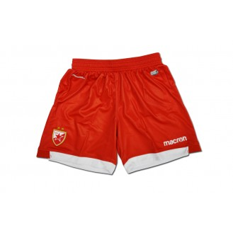 Macron Kid's Red Shorts FC Red Star 2017/18