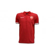 Macron Polo Red T-Shirt FC Red Star 2017/2018