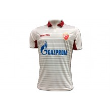 Macron White Jersey FC Red Star 2017/18