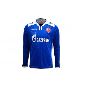 Macron Goalkeeper Blue Jersey FC Red Star 2017/18