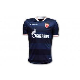 Macron Dark Blue Jersey FC Red Star 2017/18