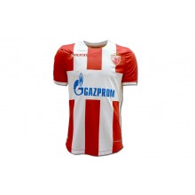 Macron Red White Jersey FC Red Star 2017/18