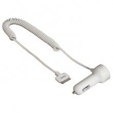 Car Charger for iPhone Hama 1000 mAh White