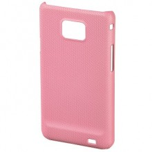 Mask for Mobile Phone Hama for Samsung S2 Light Pink
