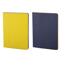 "Portfolio for Tablet with Two Faces Hama 7"" Blue/Yellow"