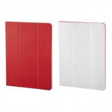 "Portfolio for Tablet with Two Faces Hama 7"" Red/White"