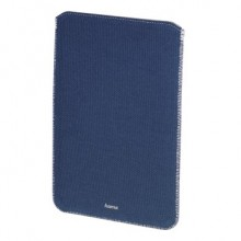 "Case for Tablet Hama Cotton 10"" Blue"