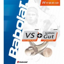 Wire tennis racket Babolat Syntehetic